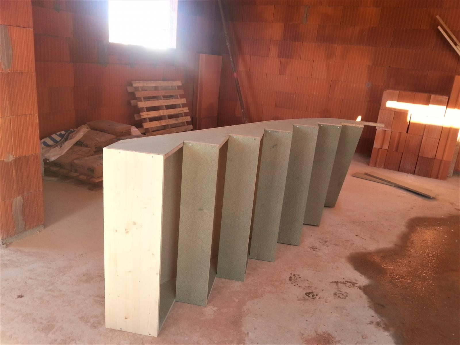 coffrages escaliers b ton atelier des escaliers aubaret. Black Bedroom Furniture Sets. Home Design Ideas