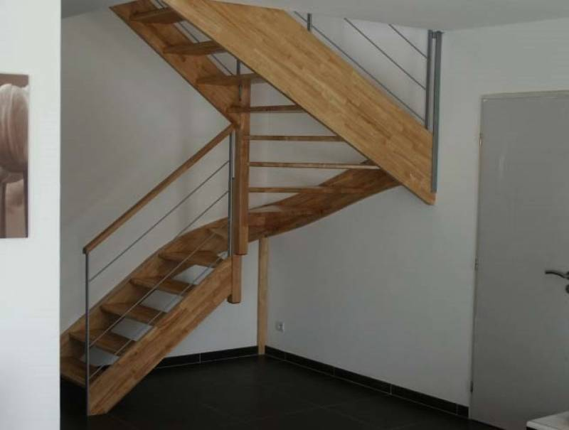Devis pour construction escalier d 39 int rieur marseille - Escalier interieur pas cher ...